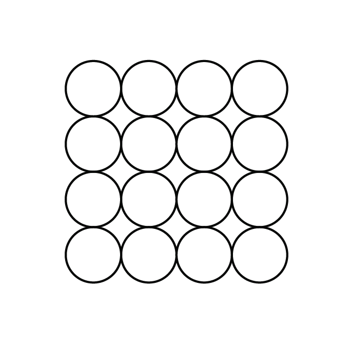 pictogramme aluminium