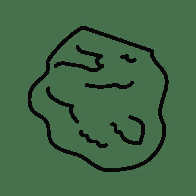 pictogramme bauxite