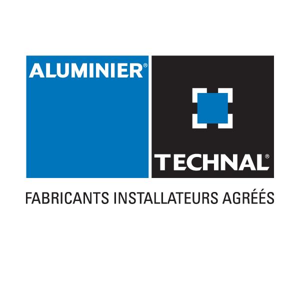 Logo fabricant installateurs agrées, Technal.