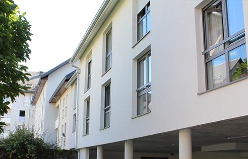 Fenêtres pour l'EPHAD Saint Benoit à Chambéry