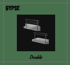 Profile gypse double