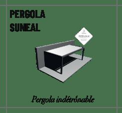 Profilé pergola suneal
