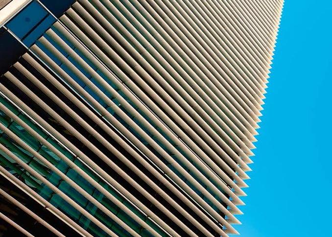 Suneal intégration en façade