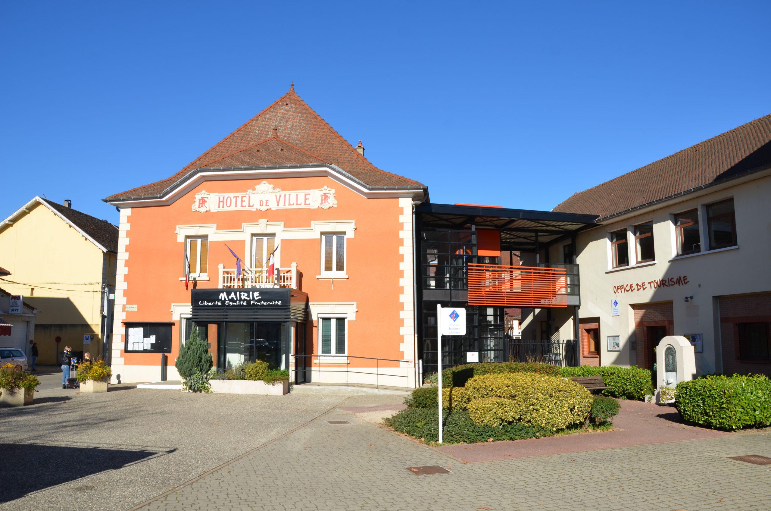 Mairie des Abrets