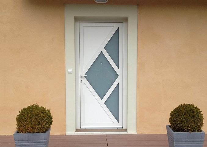 Photo de porte extérieure